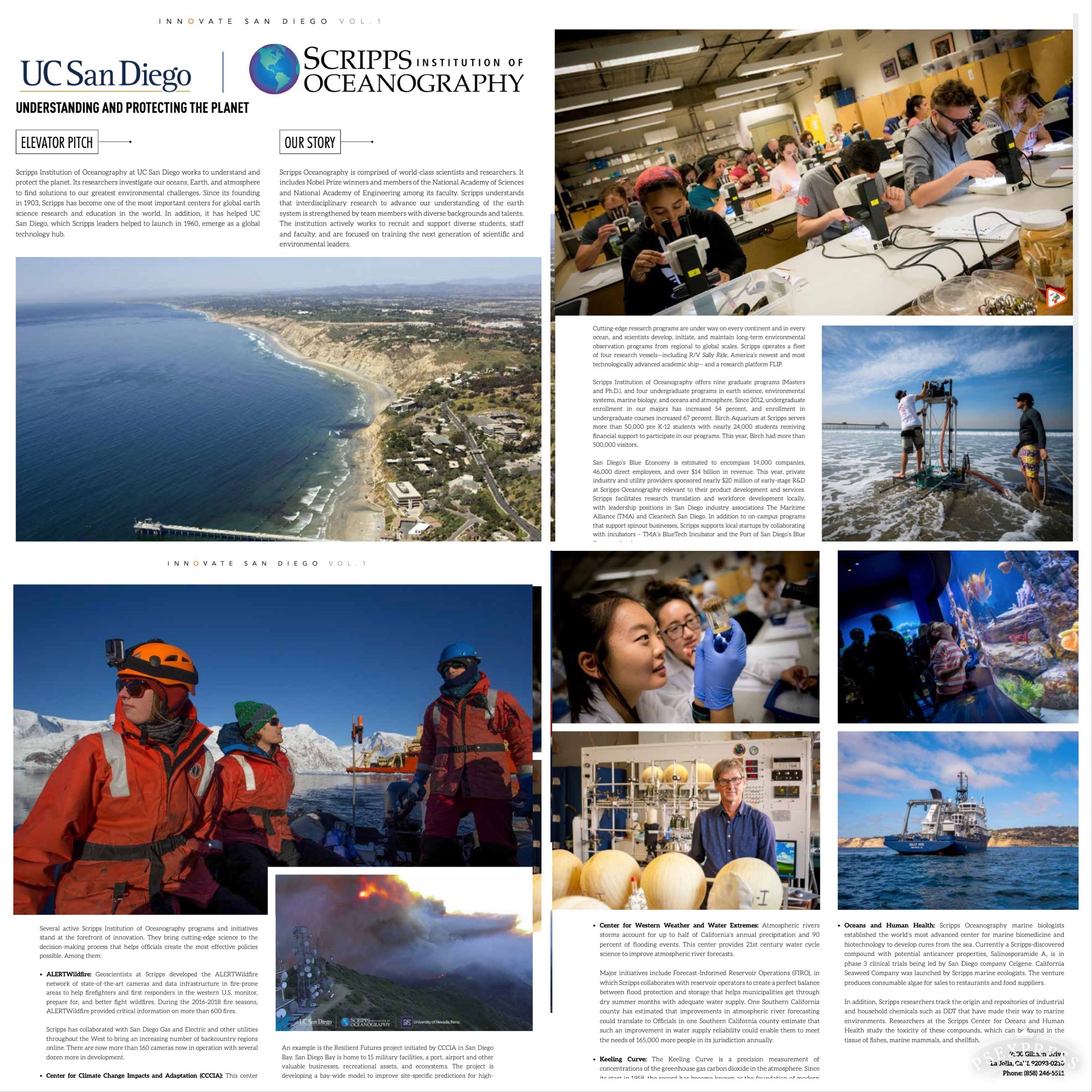 Meet the San Diego Innovators – Scripps Institution of Oceanography