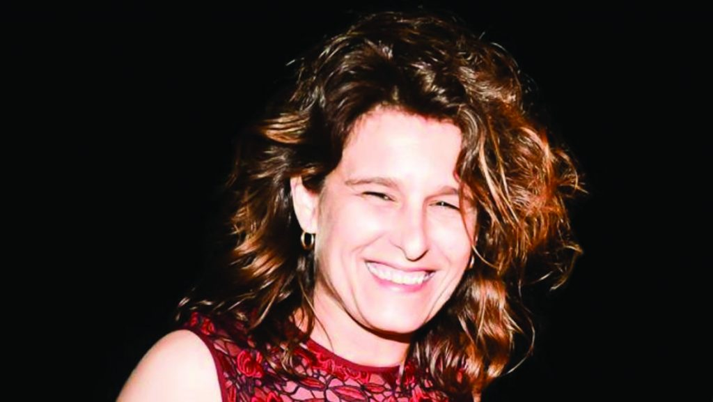 CEO of Ledge Media Daphne Fletcher